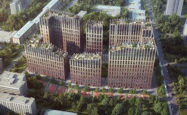 4Е-комнатная, 106 м²– 3