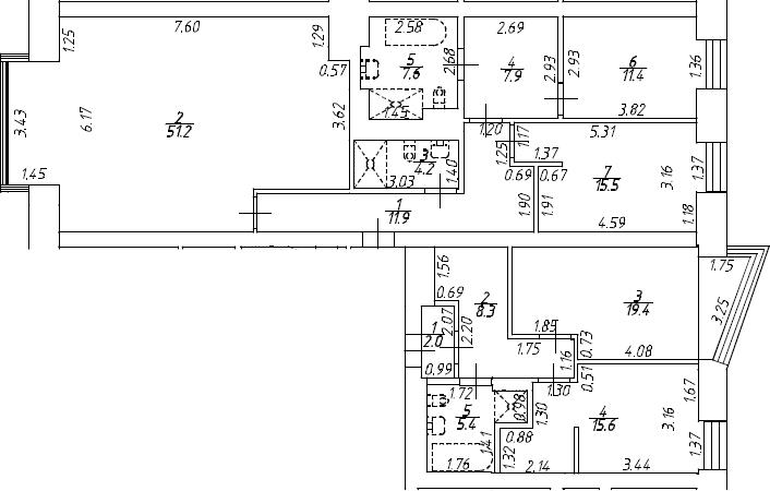 5Е-к.кв, 162.54 м²