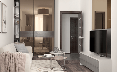 3Е-комнатная, 70.65 м²– 1