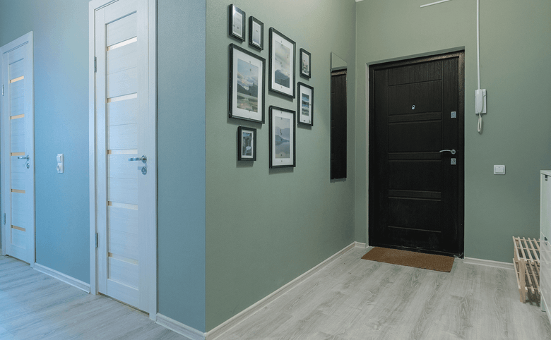 1-комнатная квартира, 32 м², 1 этаж – 6