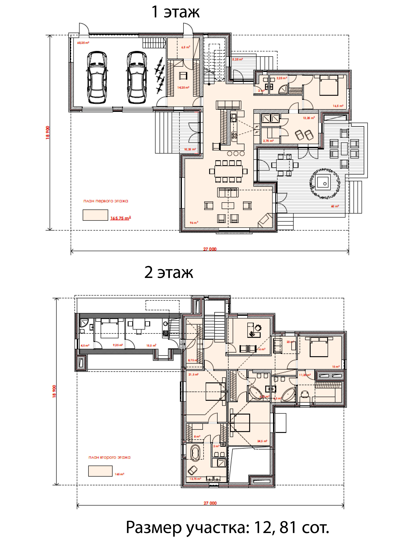 Коттедж, 409 м²