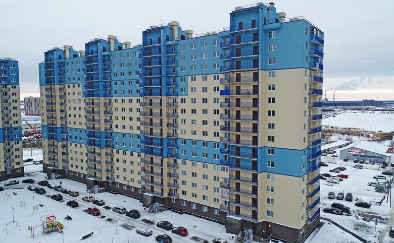 ЖК «Ленинградское Трио»– 3