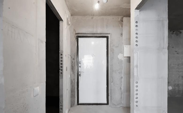 1-комнатная квартира, 35.27 м², 11 этаж – 6