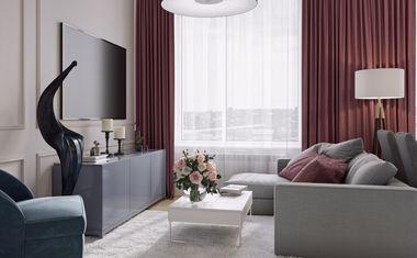 3-комнатная, 78.1 м²– 8