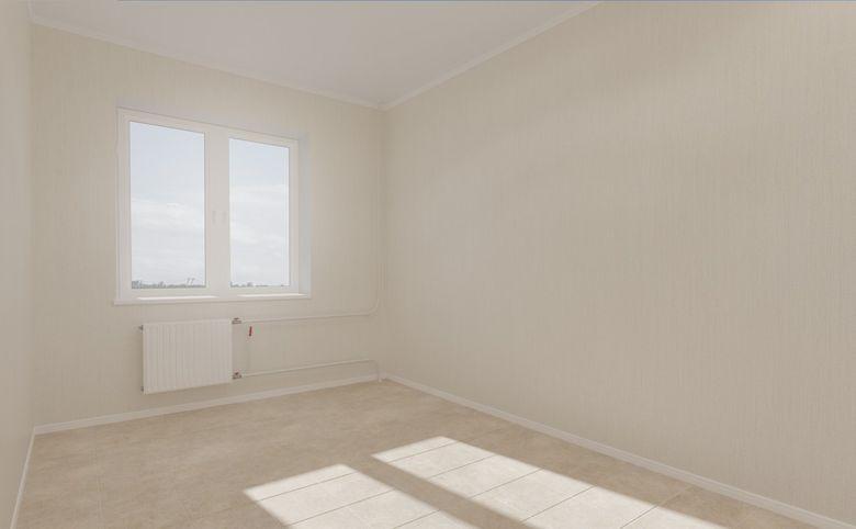 3Е-комнатная квартира, 55.76 м², 18 этаж – 4