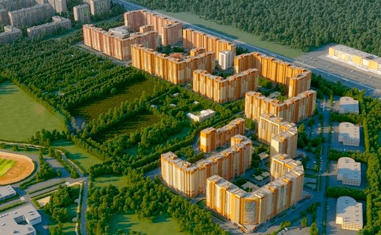 ЖК «Дудергофская линия 3»– 5