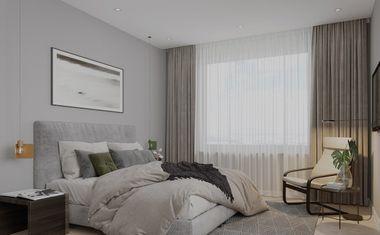 2Е-комнатная, 42.05 м²– 1