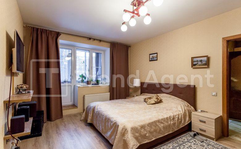 3-комнатная квартира, 71.3 м², 1 этаж – 1