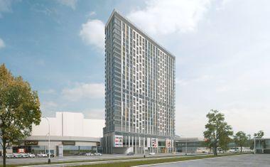 ЖК Апарт-отель YE'S Технопарк