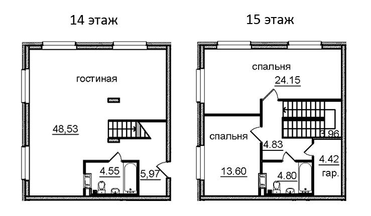 3-к.кв (евро), 114.81 м²