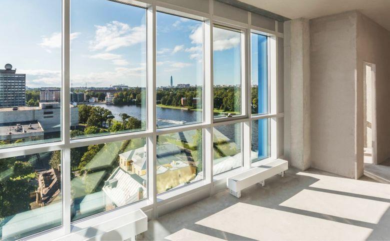 4Е-комнатная квартира, 155.5 м², 9 этаж – 3