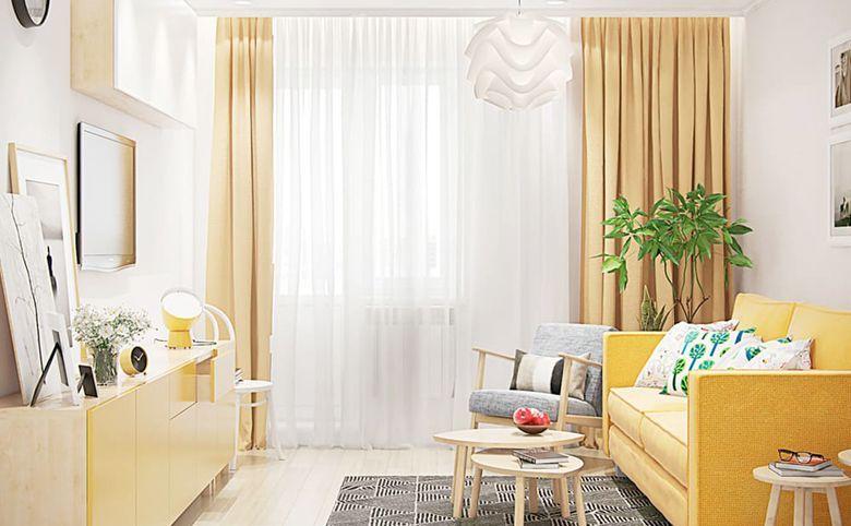 2Е-комнатная квартира, 37.72 м², 10 этаж – 2