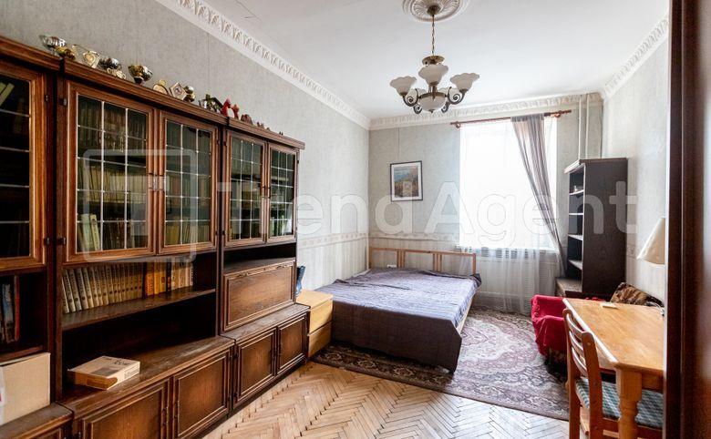 3-комнатная квартира, 82.9 м², 2 этаж – 1