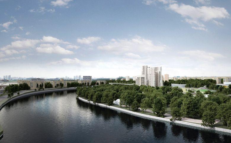 Видовые квартиры на набережную и панораму Москвы-реки