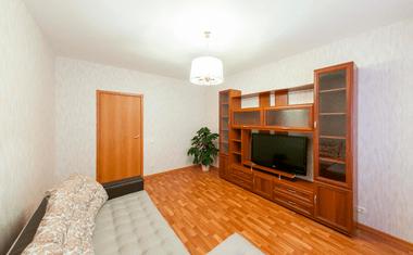 1-комнатная, 41.7 м²– 6