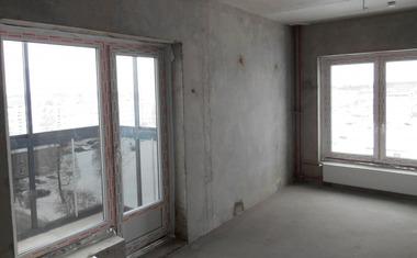 2Е-комнатная, 45.4 м²– 1