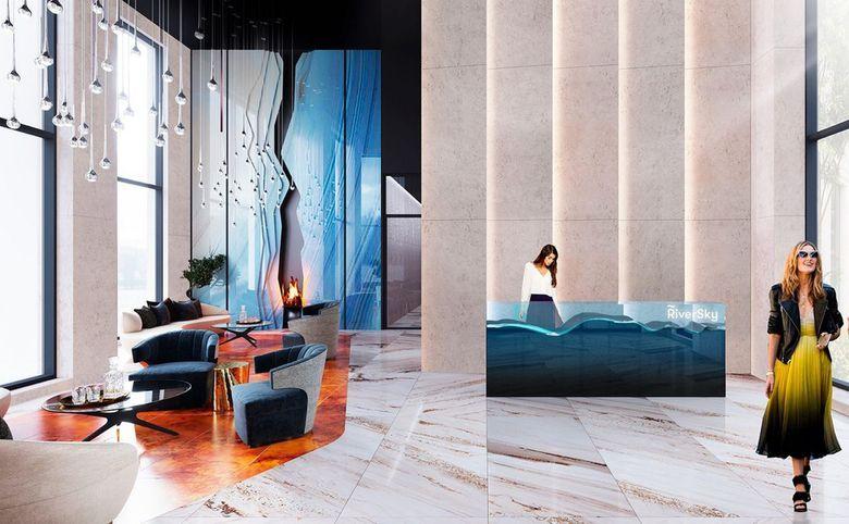 2Е-комнатная квартира, 60.22 м², 16 этаж – 9