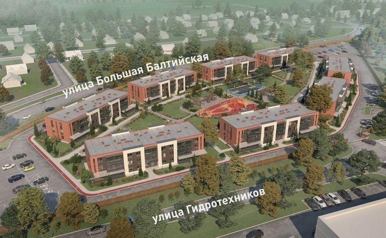 ЖК «ETA Village Новоселье»– 4