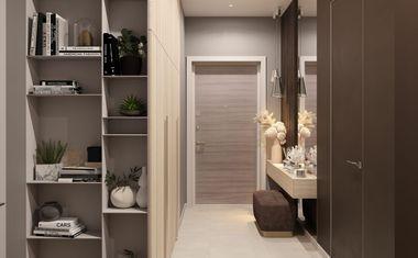 2Е-комнатная, 53.53 м²– 7