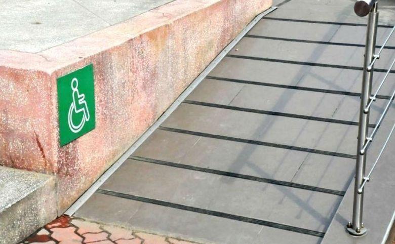 Безбарьерный доступ в парадные