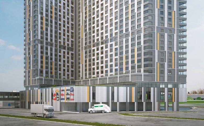 ЖК «Апарт-отель YE'S Технопарк»– 4