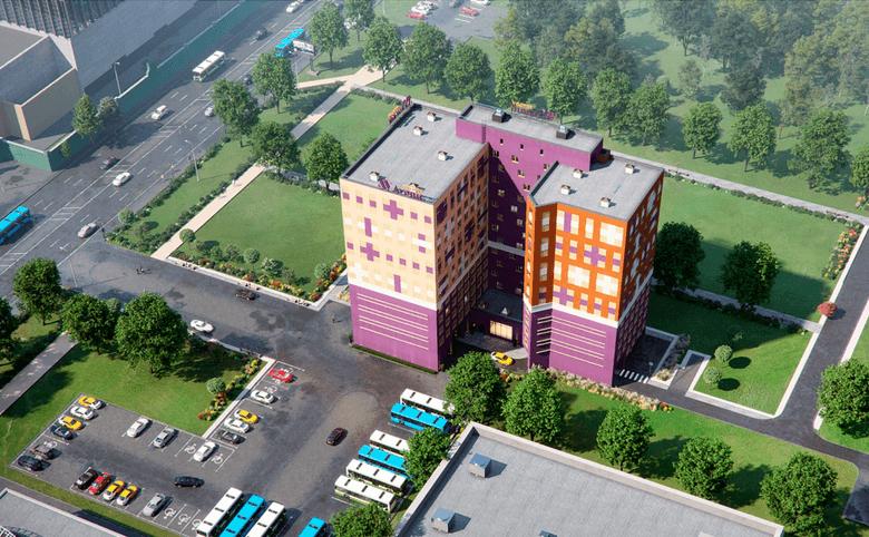 ЖК «Апарт-отель Putilov Avenir»– 3