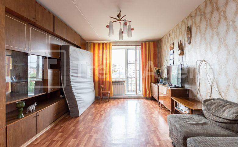 1-комнатная квартира, 32.1 м², 9 этаж – 1