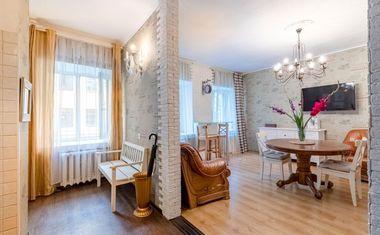 3-комнатная, 95.2 м²– 2
