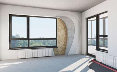 2-комнатная, 63.79 м²– 1