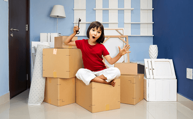 Можно ли оформить жильё на ребёнка: инструкция