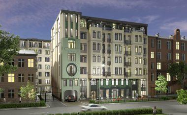 2Е-комнатная, 67.32 м²– 1