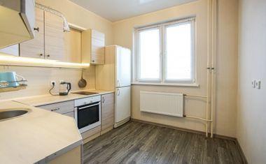 1-комнатная, 40.85 м²– 2