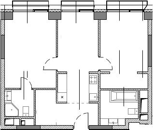2-к.кв, 59.82 м²
