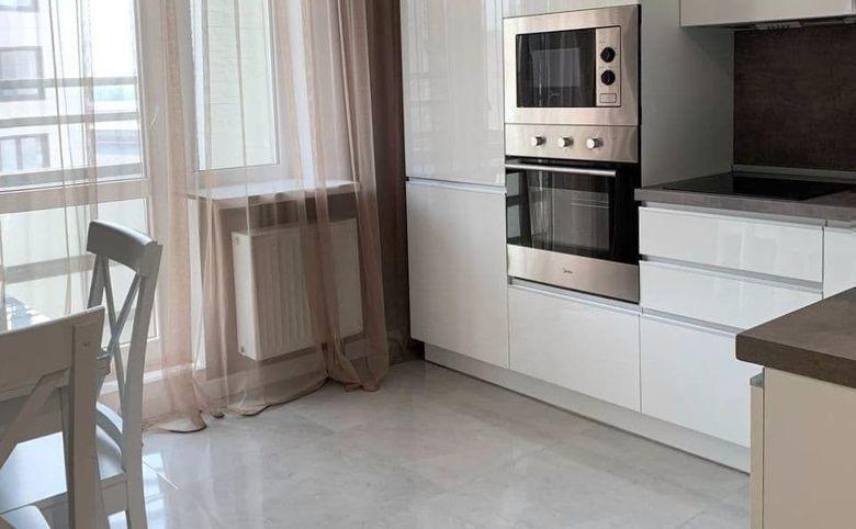 1-комнатная квартира, 38.19 м², 8 этаж – 4