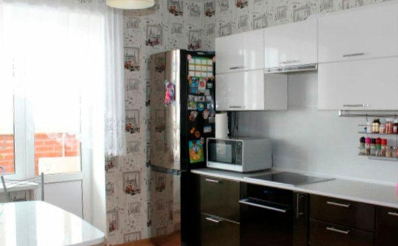 2-комнатная квартира, 68.5 м², 9 этаж – 2