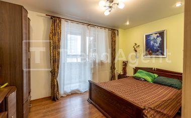 2-комнатная, 54.52 м²– 1