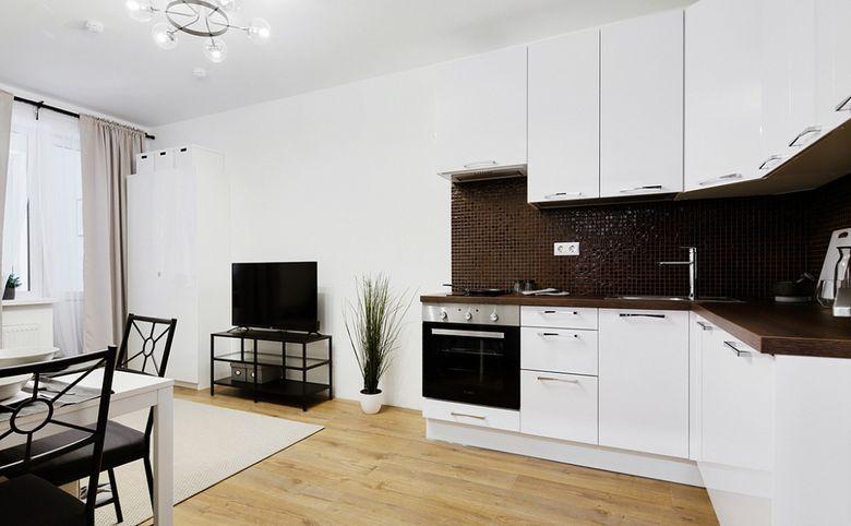 2Е-комнатная квартира, 36.46 м², 2 этаж – 5