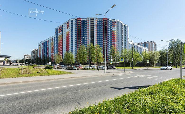 ЖК Полюстрово Парк – 4