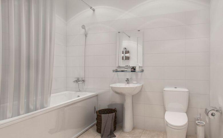 3Е-комнатная квартира, 53.45 м², 12 этаж – 7