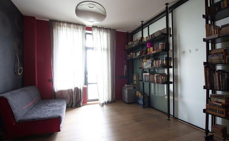 4Е-комнатная квартира, 155.4 м², 6 этаж – 4