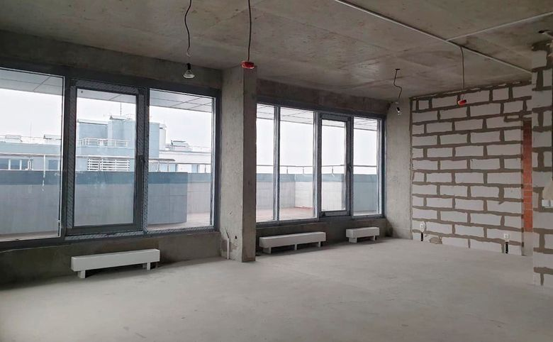 5Е-комнатная квартира, 232.65 м², 8 этаж – 2
