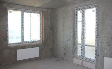 1-комнатная, 43.3 м²– 1