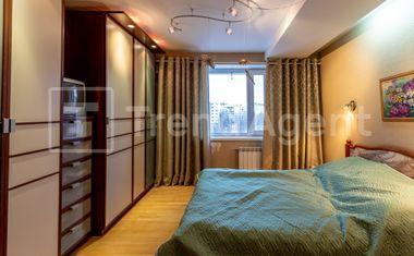 3-комнатная, 92.8 м²– 3