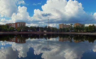 озеро Травинское