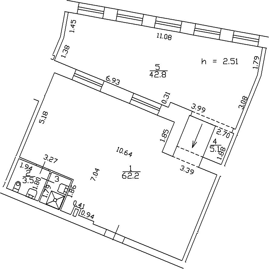 Своб. план., 115.7 м²