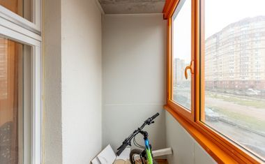 2-комнатная, 65 м²– 10