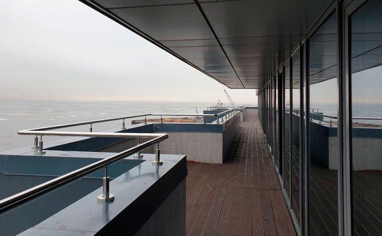 5Е-комнатная квартира, 232.65 м², 8 этаж – 5