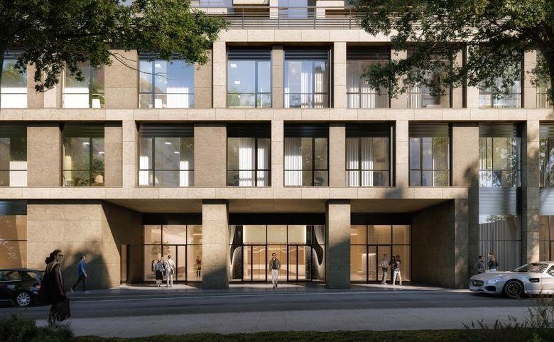 2Е-комнатная квартира, 61.72 м², 11 этаж – 7