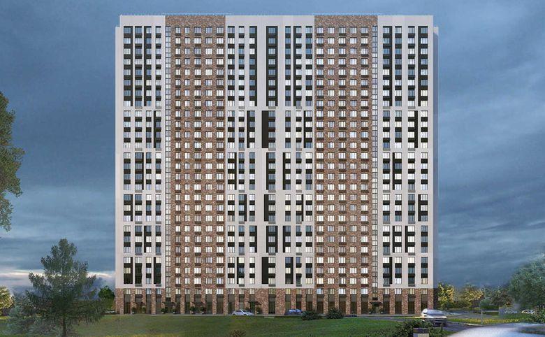 Студия, 20.35 м², 21 этаж – 2