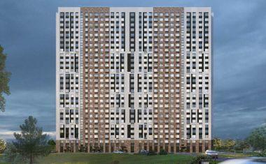 2Е-комнатная, 46.12 м²– 3
